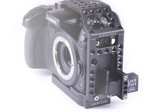 Birdcage GH4 with Lockport