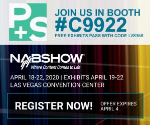 PSTECHNIK at NAB Show 2020