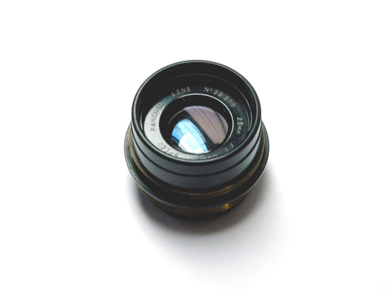 28mm f2.0 / T2.3 Serie 1