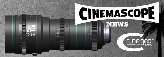PS-News] Optic News 9 – P+S Technik announces second Cinemascope