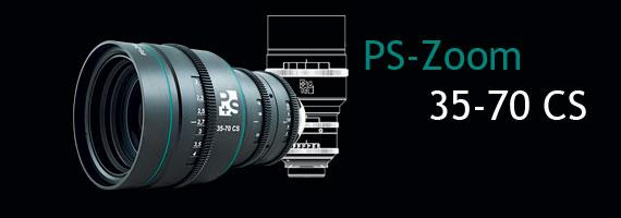 PS-Zoom 35-70 CS, 35-70mm Zoom, cinemascope, Full-Frame, t3.2