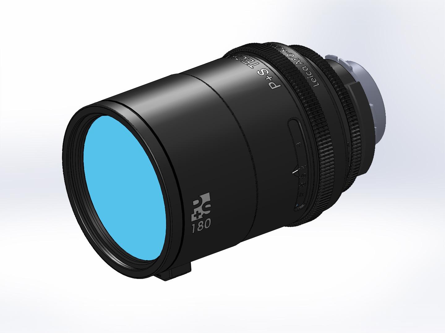 Leica-R Summicron 180mm
