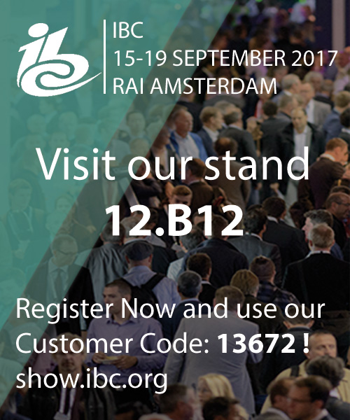 PSTECHNIK at IBC Show 2017