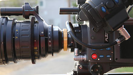 the Xpander with the ARRI Alexa